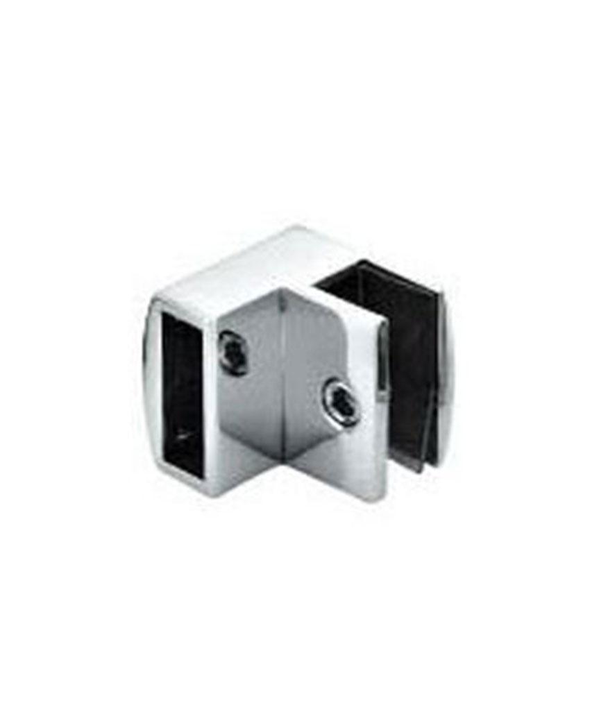 HG-3414 ยึดท่อ+หนีบกระจก 90/304#
